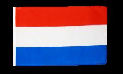 Bandiera Paesi Bassi con orlo
