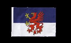 Bandiera Pomerania con orlo