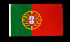 Bandiera Portogallo con orlo