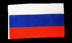 Bandiera Russia con orlo