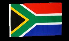 Bandiera Sudafrica con orlo