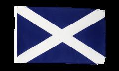 Bandiera Scozia con orlo