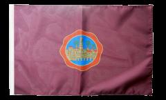 Bandiera Spagna Cordova con orlo