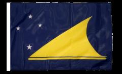 Bandiera Tokelau con orlo