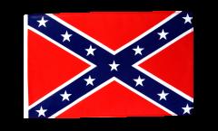 Bandiera USA Stati del sud con orlo