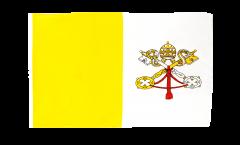 Bandiera Vaticano con orlo