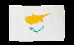 Bandiera Cipro con orlo