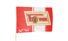 Bandiera da asta 1.FC Union Berlin seit 1966