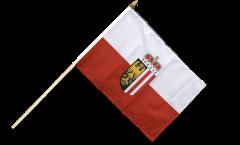 Bandiera da asta Austria Alta Austria