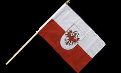 Bandiera da asta Austria Tirolo