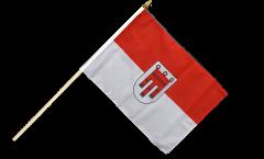 Bandiera da asta Austria Vorarlberg