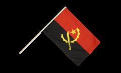 Bandiera da asta Angola