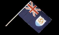 Bandiera da asta Anguilla