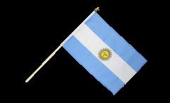 Bandiera da asta Argentina