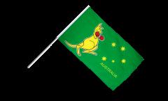 Bandiera da asta Australia canguro