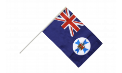Bandiera da asta Australia Queensland