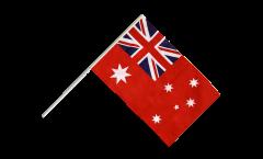 Bandiera da asta Australia Civile Red Ensign