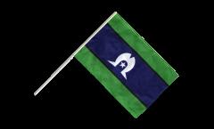 Bandiera da asta Australia Torres Strait Islands