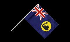 Bandiera da asta Australia occidentale
