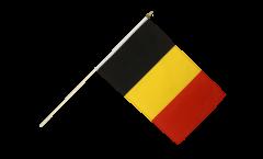 Bandiera da asta Belgio