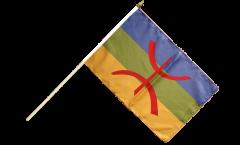 Bandiera da asta Berbera Amazigh