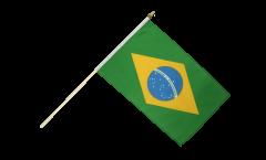 Bandiera da asta Brasile
