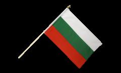 Bandiera da asta Bulgaria