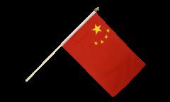 Bandiera da asta Cina