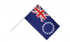 Bandiera da asta Isole di Cook