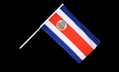 Bandiera da asta Costa Rica