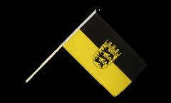 Bandiera da asta Germania Baden-Württemberg