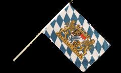 Bandiera da asta Germania Baviera Freistaat Bayern