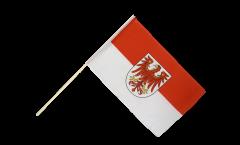 Bandiera da asta Germania Brandeburgo
