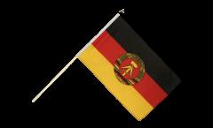 Bandiera da asta Germania dell'Est