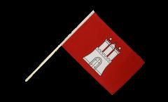 Bandiera da asta Germania Amburgo