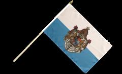 Bandiera da asta Germania Regno di Baviera 1806-1918