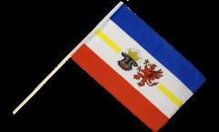 Bandiera da asta Germania Meclenburgo Pomerania