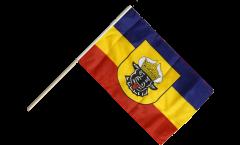 Bandiera da asta Germania Meclenburgo vecchia