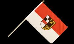 Bandiera da asta Germania Media Franconia