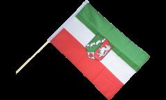 Bandiera da asta Germania Renania Settentrionale-Vestfalia