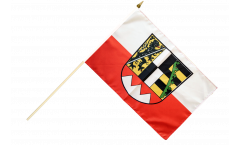 Bandiera da asta Germania Alta Franconia