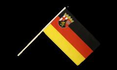 Bandiera da asta Germania Renania Palatinato