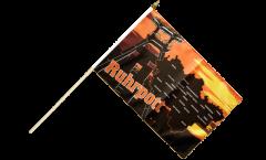 Bandiera da asta Germania Ruhrpott Región del Ruhr