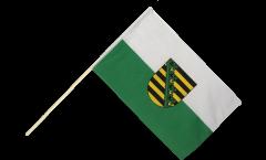 Bandiera da asta Germania Sassonia