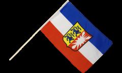 Bandiera da asta Germania Schleswig-Holstein