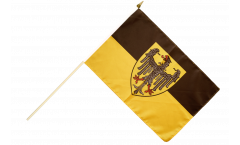 Bandiera da asta Germania Aquisgrana