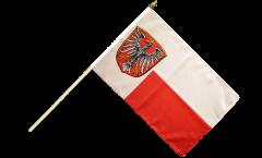 Bandiera da asta Germania Francoforte