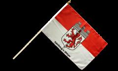 Bandiera da asta Hohenlimburg