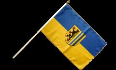 Bandiera da asta Germania Leipzig Lipsia