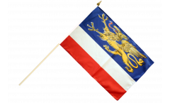 Bandiera da asta Germania Rostock
